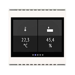 Cala Touch KNX TH, wit (3.0)