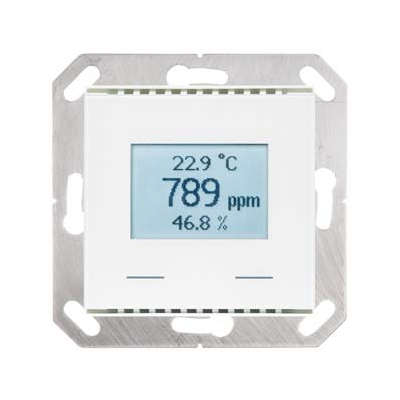 Elsner KNX AQS/TH-UP Touch (Wit)